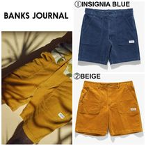 【BANKS JOURNAL】☆新作☆ BIG BEAR WALKSHORT