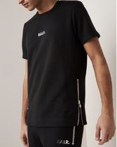 大注目!☆BALR.☆Q-Series T-shirt with zip/オランダ発送!