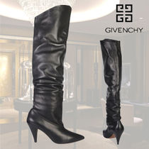 VIP価格【GIVENCHY】HIGH BOOTS IN NAPPA 関税込