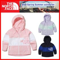THE NORTH FACE(ザノースフェイス) キッズアウター 人気★【THE NORTH FACE】KIDS★K'S BICOLOR JACKET 3色