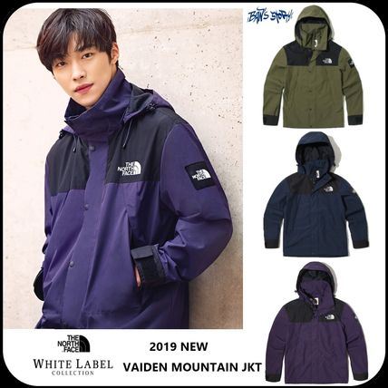 [THE NORTH FACE]★ 19's NEW★ VAIDEN  MOUNTAIN JACKET