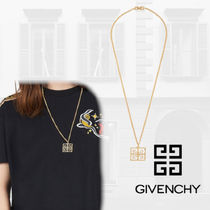 【GIVENCHY】4Gペンダントロングネックレス