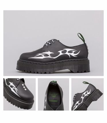 数量限定コラボ!!「Dr. Martens x PLEASURES 」1461 Tribal