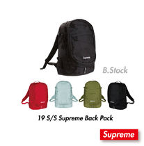 [19 S/S] 国内発送 Supreme Backpack