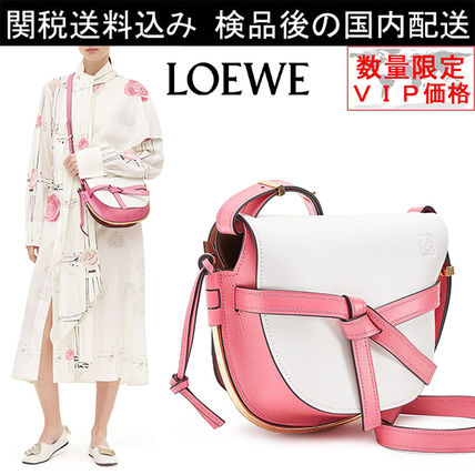 少数入荷SALE★LOEWE★Gate Frame Small Bag