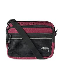 ★STUSSY  DIAMOND RIPSTOP SHOULDER BAG バッグ関税込★