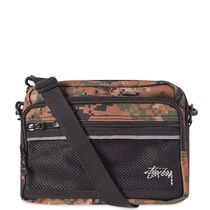★STUSSY  DIGI CAMO SHOULDER BAG バッグ関税込★