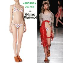 17SS★国内発送 Vivienne Westwood Y+A ♪かわいい花柄♪ビキニ