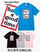 HAVE A GOOD TIME★FRAME S/S TEE LIGHT /Tシャツ(4サイズ展開)