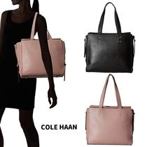 【Cole Haan】Harlow レザートートバッグ  2色
