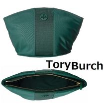 Tory Burch★Tilda Nylon Medium Cosmetic Case コスメポーチ♪