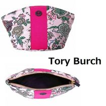 Tory Burch★Tilda Printed Nylon Medium コスメポーチ♪