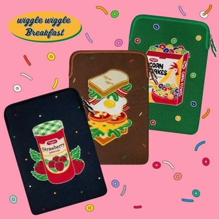 wiggle wiggle スマホケース・テックアクセサリー WIGGLE WIGGLE★Laptop Sleeve - Season6 PCケース(13/15inch)