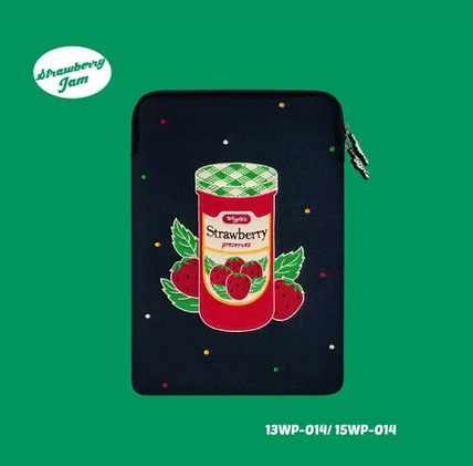 wiggle wiggle スマホケース・テックアクセサリー WIGGLE WIGGLE★Laptop Sleeve - Season6 PCケース(13/15inch)(3)
