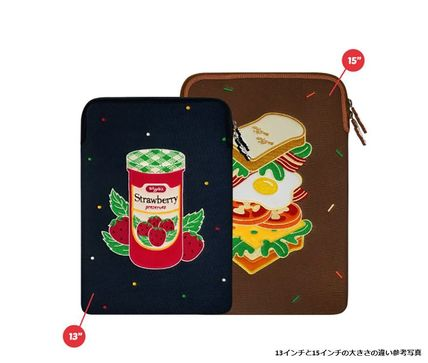 wiggle wiggle スマホケース・テックアクセサリー WIGGLE WIGGLE★Laptop Sleeve - Season6 PCケース(13/15inch)(12)