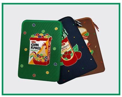wiggle wiggle スマホケース・テックアクセサリー WIGGLE WIGGLE★Laptop Sleeve - Season6 PCケース(13/15inch)(13)