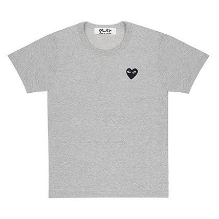 COMME des GARCONS Tシャツ・カットソー 《大人気》COMME des GARCONS Play ハートロゴTシャツ カラバリ(8)