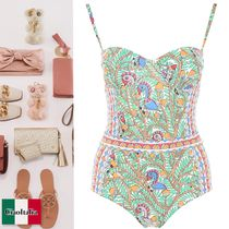 TORY BURCH Something Wild Swimsuit
