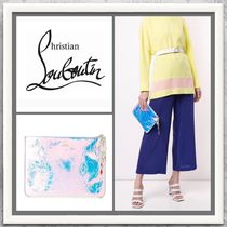 ★Christian Louboutin《 IRIDESCENT CLUCH BAG 》送料込み★