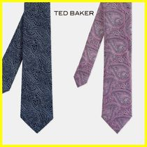 TED BAKER(テッドベーカー) ネクタイ 【日本未入荷!】TED BAKER☆ペイズリー柄ネクタイ
