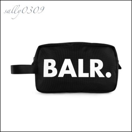 BALR クラッチバッグ 【関税・送料無料】BALR★ロゴ コンパクトバッグ(2)