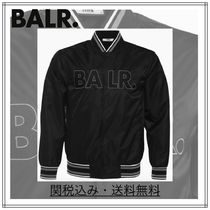 【SS19】BALR. ☆ EMBROIDERED ロゴ ボンバージャケット