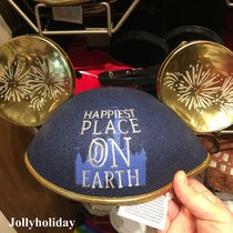 US Disney限定☆Happiest place on earth DLR イヤーハット
