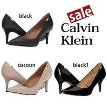 SALE【Calvin Klein】Kylieパンプス70mm★美脚パンプス
