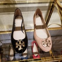 2019 NEW♪ Tory Burch ★ CLAIRE PATENT FLAT