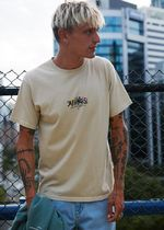 AFENDS(アフェンズ) Tシャツ・カットソー 【afends】 Bright Side Retro Fit Tee オーストラリア発