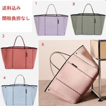 ★大人気State of Escape Escape Tote Sorbet 軽量バッグ