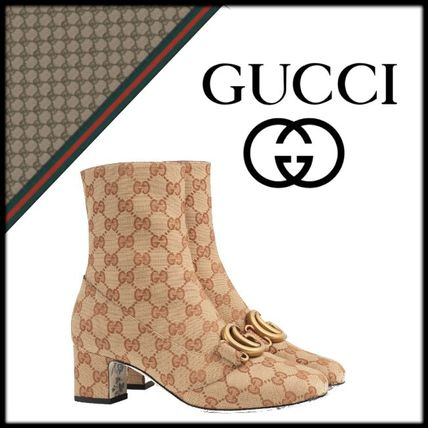 BUYMA| GUCCI  GG ankle boot with Double G ブーツ 525332 KY980 8378 87f684af92a