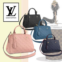 【Louis Vuitton】ルイヴィトン モンテーニュ BB 【LV直営店】