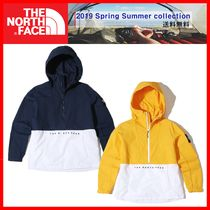 ★韓国の人気★【THE NORTH FACE】★BURNEY ANORAK★2色★