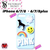 立体的で可愛い!Victoria's secret PINK  iPhoneケース