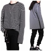 日本未入荷ACHAのDOUBLE STRIPE LONG SLEEVE
