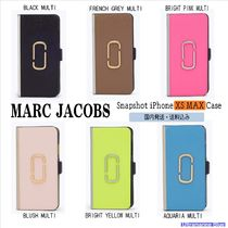 MARC JACOBS【国内発送】Snapshot iPhone XS MAX Case☆