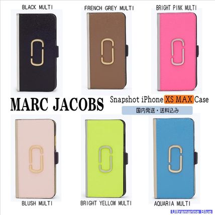 new products c4970 63ff0 MARC JACOBS【国内発送】Snapshot iPhone XS MAX Case☆