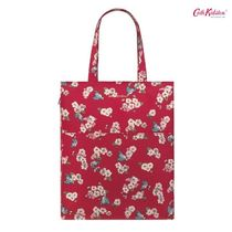 Cath Kidston x 白雪姫☆POCKET ZIPPED SHOPPER
