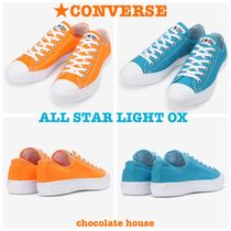 【CONVERSE】CHUCK TAYLOR ALL STAR LIGHT OX ライト