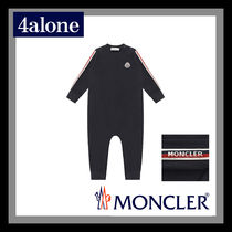 MONCLER★BABY★スリーブロゴロンパース