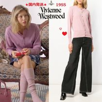 19SS★国内発送 Vivienne Westwood classic 春色カーディガン