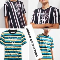 e83121fc12cc NY発 限定販売 GUESS UO Exclusive Rexford Striped Tee