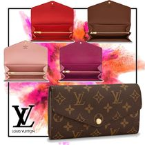 Louis vuitton ポルトフォイユ・サラ 長財布 モノグラム