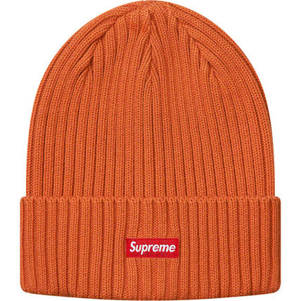 Supreme 帽子その他 送料込19SS SUPREME OVERDYED RIBBED BEANIE CAP BOX LOGO(7)
