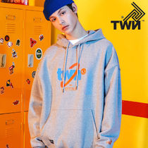 TWN★ユニセックスパーカーAND BEYOND HOODIE 3カラー STHD3169
