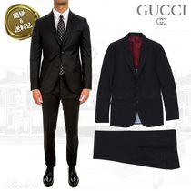 【Gucci】☆Black Two-Piece フォーマルスーツ☆