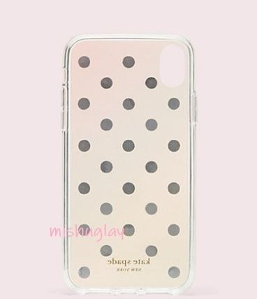 kate spade new york スマホケース・テックアクセサリー 【kate spade】グラデーション♪ombre lia dot X/XS/XS Max/XR★(7)