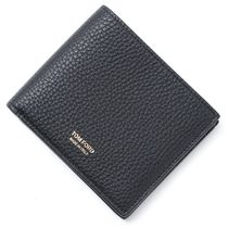 TOM FORD 2つ折り 財布 y0228t-cp9-blk