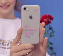 rolarola★韓国人気  SUNNY DAY JELLY PHONE CASE PC-19301